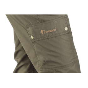 Pinewood Finnveden Tighter Pants Men Dark Olive
